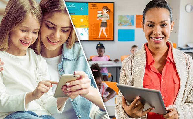 Modernisation of School Communications